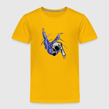Judo - Toddler Premium T-Shirt
