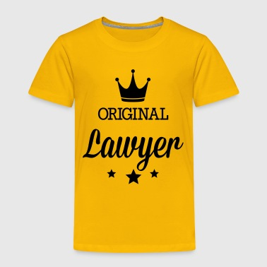Original lawyer - Toddler Premium T-Shirt