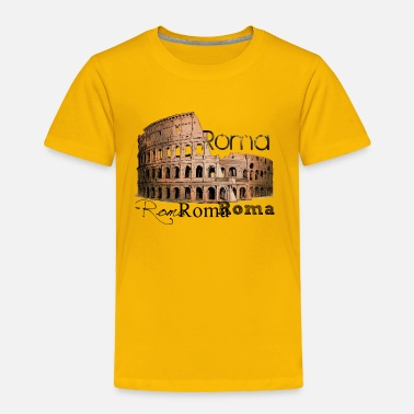As Roma Roma - Toddler Premium T-Shirt