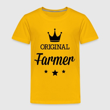 Lanze Original farmer - Toddler Premium T-Shirt