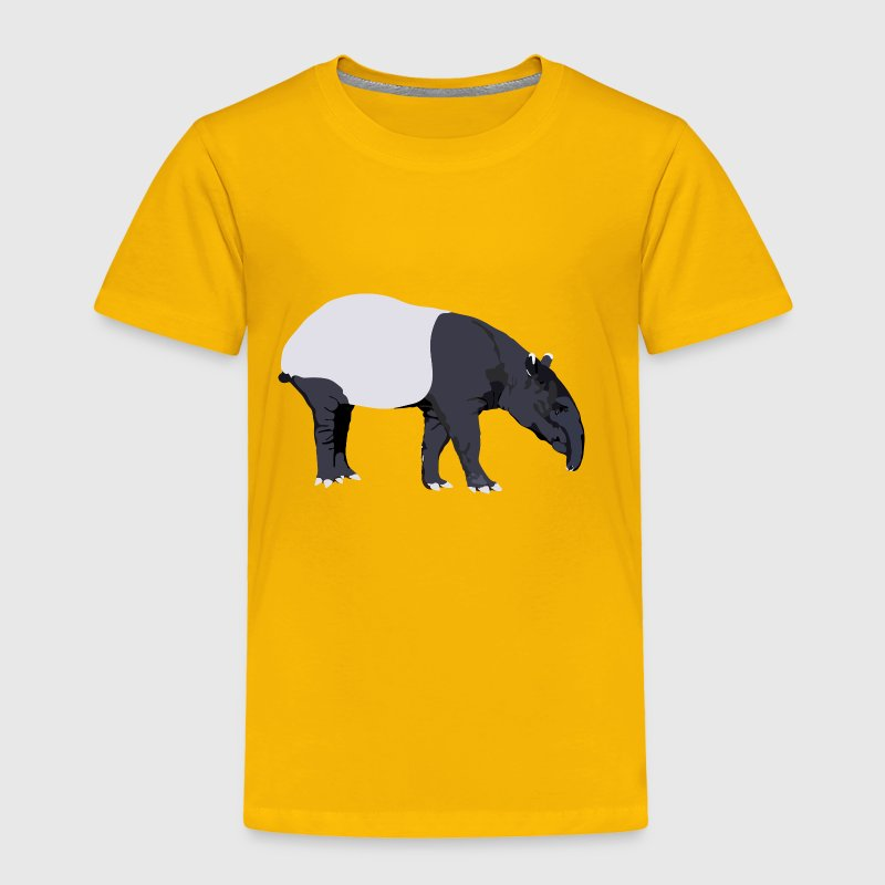 Tapir - Toddler Premium T-Shirt