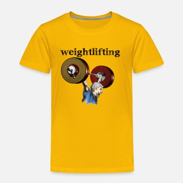 Weightlifting Weightlifting - Toddler Premium T-Shirt