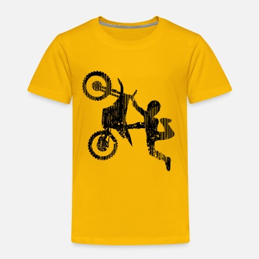Ktm Freestyle Motocross Shirt - Toddler Premium T-Shirt