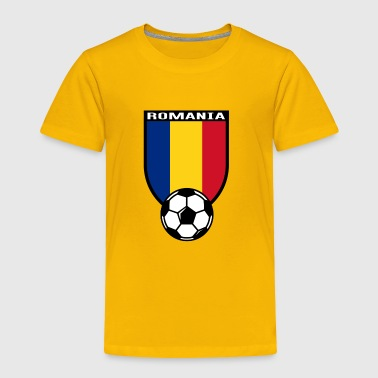 Romania European Football Championship 2016 Romania - Toddler Premium T-Shirt