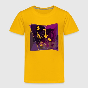 Jazz - Toddler Premium T-Shirt