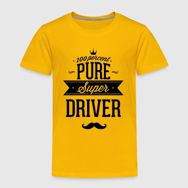 100 percent pure super driver - Toddler Premium T-Shirt