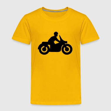 Motorbike Clothing Motorbike Man - Toddler Premium T-Shirt