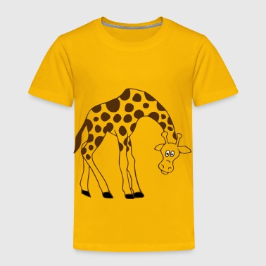Giraffe - Toddler Premium T-Shirt