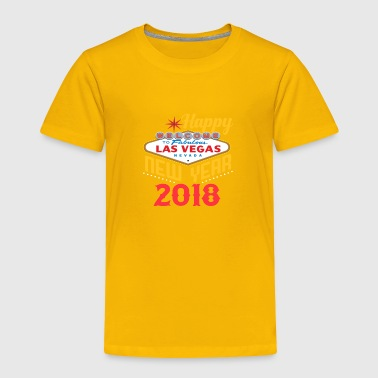 Las Vegas Las Vegas Happy New Year t shirt - Toddler Premium T-Shirt