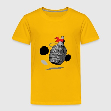 grenade - Toddler Premium T-Shirt