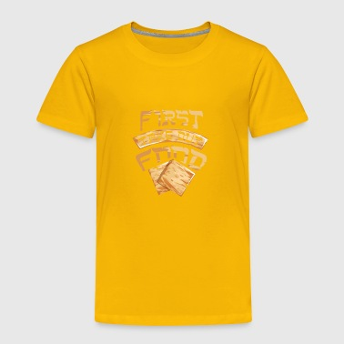 Passover jewish food gift - Toddler Premium T-Shirt