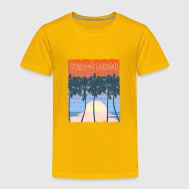 Venice Beach Family Vacation Keepsake - Toddler Premium T-Shirt