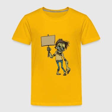 zombies - Toddler Premium T-Shirt