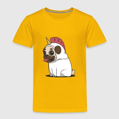 Pug Love - Toddler Premium T-Shirt