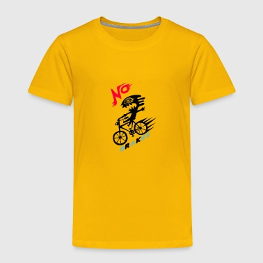 no brakes - Toddler Premium T-Shirt