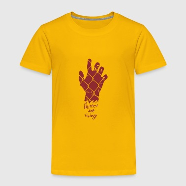 Protect The Living - Toddler Premium T-Shirt