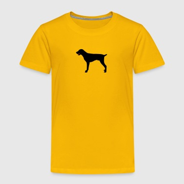 German Shorthaired Pointer - Toddler Premium T-Shirt