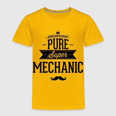 100 percent pure super mechanic - Toddler Premium T-Shirt
