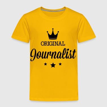 Original journalist - Toddler Premium T-Shirt