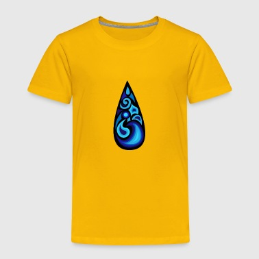 Tribal Water Symbol - Toddler Premium T-Shirt