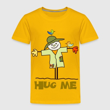 hug me - Toddler Premium T-Shirt