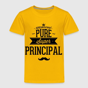 100 percent pure super principal - Toddler Premium T-Shirt