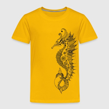 South Seas Sea Horse - Toddler Premium T-Shirt
