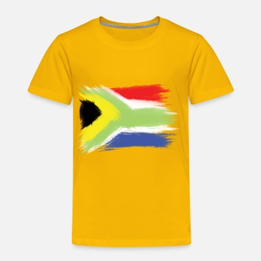 South South Africa flag cape to - Toddler Premium T-Shirt