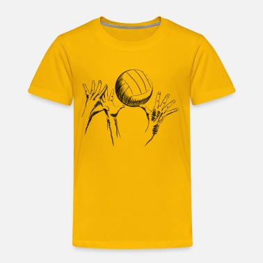 Volley volleyball - Toddler Premium T-Shirt