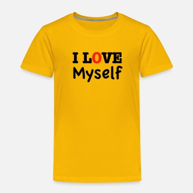 I Love I love - Toddler Premium T-Shirt