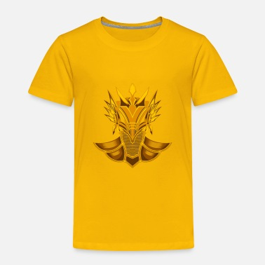 Ancient ancient mask - Toddler Premium T-Shirt