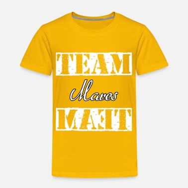 Mare Team Mares - Toddler Premium T-Shirt
