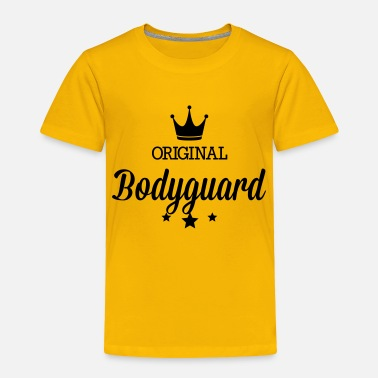 Bodyguard Original bodyguard - Toddler Premium T-Shirt