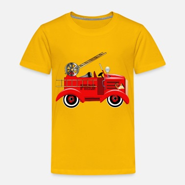 Fire Fire Engine - Toddler Premium T-Shirt
