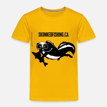 Skunk ScubaSkunk - Toddler Premium T-Shirt