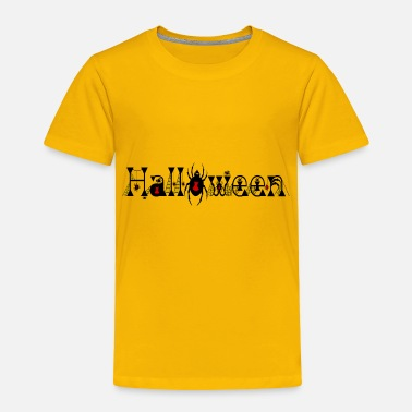 Cool Quote ✦°•Halloween Comeback-Spiders are Back - Toddler Premium T-Shirt