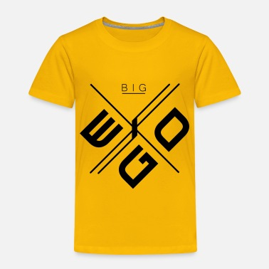 Ego Big EGO - Toddler Premium T-Shirt