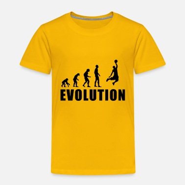 Basket EVOLUTION BASKET - Toddler Premium T-Shirt