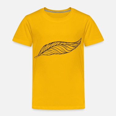 Writable Pen / Feather / Gift / Present - Toddler Premium T-Shirt