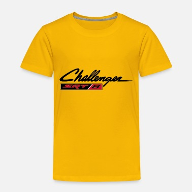 Dodge DODGE CHALLENGER SRT8 - Toddler Premium T-Shirt