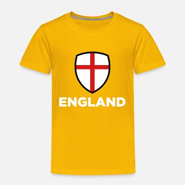 England National Flag Of England - Toddler Premium T-Shirt