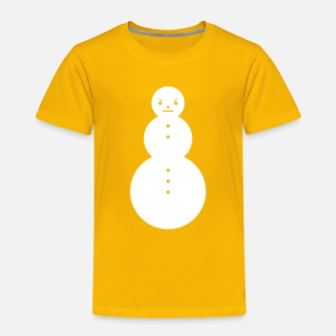 Snowman The Snowman - Toddler Premium T-Shirt