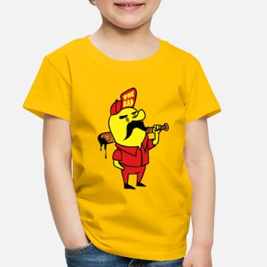 Bad The Bad - Toddler Premium T-Shirt