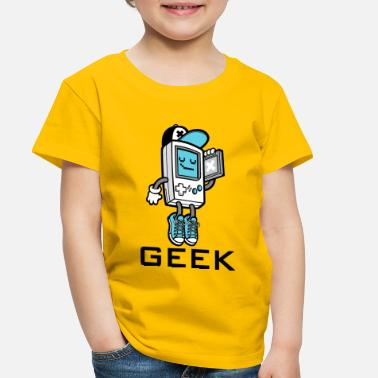 Gamer GEEK 2 - Toddler Premium T-Shirt