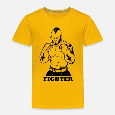 Fighter Fighter - Toddler Premium T-Shirt