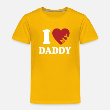 Fathers Day Fathers Day - Toddler Premium T-Shirt