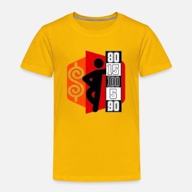 c6bec6d2 The Price Is Right TV Game Show Contestant - TPIR (The Price Is.. Toddler  Premium T-Shirt