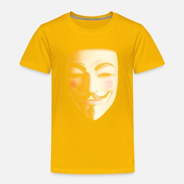 Anonymous anonymous - Toddler Premium T-Shirt
