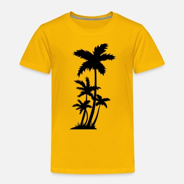 Palm Trees Palm trees - Toddler Premium T-Shirt