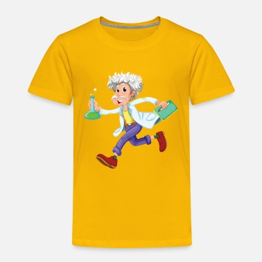 For Scientist scientist - Toddler Premium T-Shirt